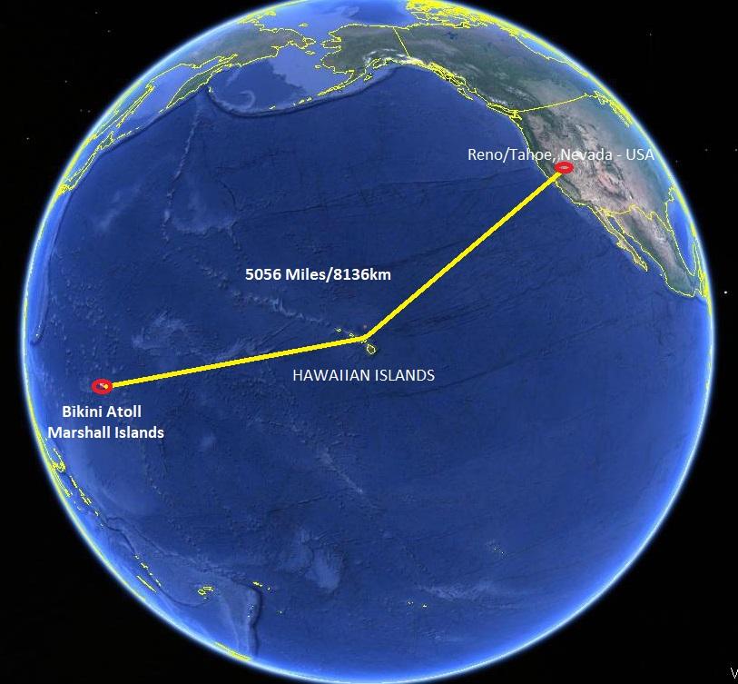 The Bikini Atoll – Marshall Islands –  2018: Pre-Trip