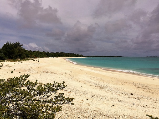 THE BIKINI ATOLL – MARSHALL ISLANDS – 2018: BLOG TWO – The End!